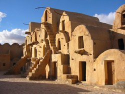 Ksar Ouled Sultane bei Tataouine, Tunesien (Foto: Ian Sewell)