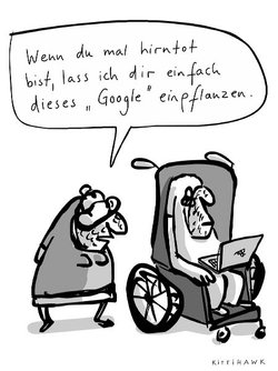 Cartoonist Kittihawk, Bild 1