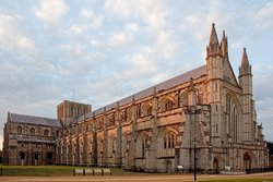 Winchester Cathedral (Foto: WyrdLight.com)