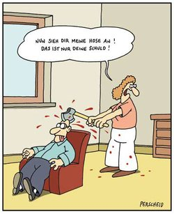 Cartoonist Martin Perscheid, Bild 1