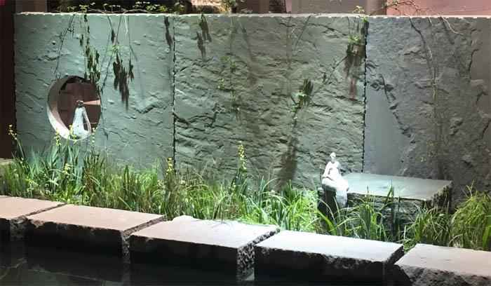 Outdoorküche Stein Facebook : Garten akzente in stein